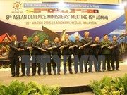 ADMM aims to increase regional trust