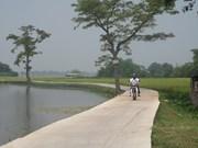 Rural road development still below expectations