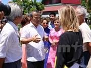 Deputy FM learns about Australia's largest Vietnamese community