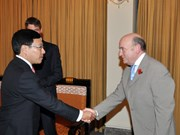Vietnam, UK to tap defence cooperation potential