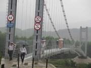 Quang Nam: 13 suspension bridges put to use