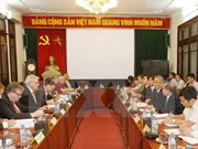 Vietnam, European Parliament boost labour cooperation