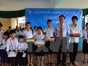 OV students in Phnom Penh enter new school year