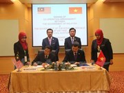 Vietnam, Malaysia ink new aviation deal