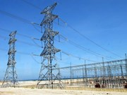 Electricity output up nearly 13 percent in first 10 months