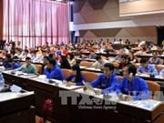 Vietnam attends world youth congress in Cuba