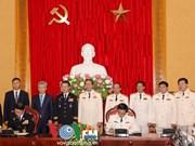 Vietnam, RoK police boost cooperation