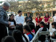 Vietnamese, French localities promotes ties