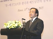 Vietnam, RoK hold first economic forum
