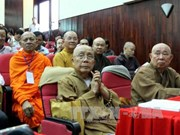 International workshop on Buddhism in Mekong region