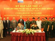 Committee meets to forge Vietnam-Russia military technical ties