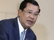 Cambodian PM warns legal action against opposition leader