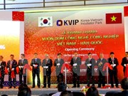 Vietnam-RoK industrial technology incubator inaugurated