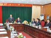 Hung Yen province targets comprehensive development