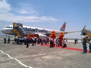 Low-cost airline Jetstar Pacific opens new routes