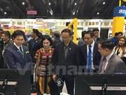 Vietnam technologies introduced at Thai fair