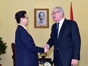 Vietnam, EU target multi-faceted ties