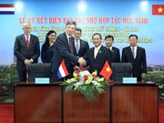 Binh Duong, Emmen city step up cooperative ties