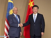 China prioritises diplomatic ties with Malaysia