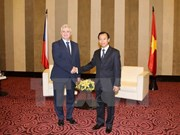Czech Senate President visits Da Nang city