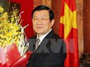 President Truong Tan Sang to visit Germany