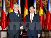 Czech Senate President wraps up Vietnam visit