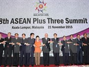 Malaysia PM stresses ASEAN+3 cooperation