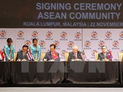 ASEAN journalists share reporting experience