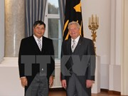 President Truong Tan Sang visits Germany to boost cooperation