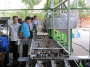 International cashew processing exhibition opens in Long An