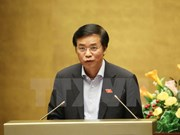 Nguyen Hanh Phuc named National Assembly Secretary General
