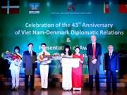 Celebration promotes Vietnam-Denmark friendship
