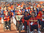 Vietnam competes in nine sports in ASEAN Paragames 2015