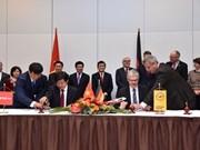 Vietjet, Lufthansa sign technical service agreement