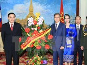 Congratulations on Laos' National Day