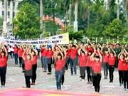 Da Nang contains HIV/AIDS infections below 0.15 percent