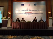 Vietnam reviews 17 years of EC's disaster risk management programme