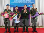 Vietnam, China hold workshop on UN peacekeeping