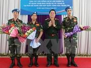 Vietnam, China hold workshop on UN peacekeeping