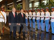 Congratulations on Vietnam-Cuba ties' 55th founding anniversary