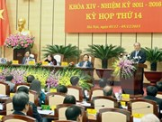 Hanoi People's Council convenes 14th session