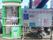 Da Nang to provide free drink water to tourists