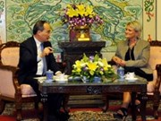 Vietnam, NCA cooperate in environment protection
