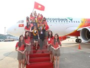 MB loans VietJet Air 22.7 mln USD to buy airplanes