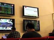 Vietnamese shares lower on oil prices weigh