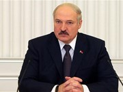 Belarusian President to make official tour of Vietnam