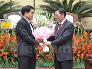 Nguyen Duc Chung elected as Hanoi's leader