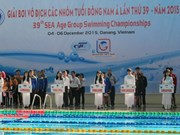 Age Group Swimming Championship opens in Da Nang