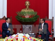 Chinese province seeks closer ties with Vietnamese localities