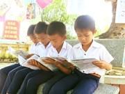 Corporate scholarships support disadvantaged children